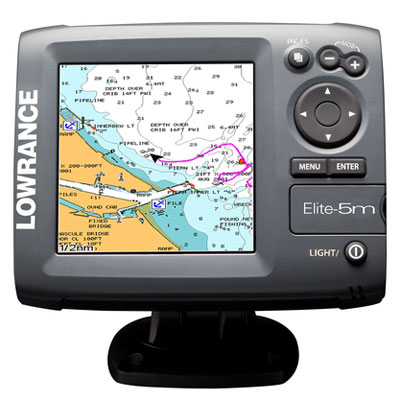 эхолот навигатор lowrance lms-520c