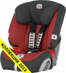 BRITAX EVOLVA 1-2-3 plus Chili Pepper