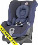 BRITAX First Class Plus Crown Blue