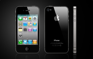 Apple iPhone 4 32gb (SoftUnlock) ― GPS навигаторы Garmin