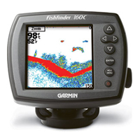 Эхолот Garmin Fishfinder 160C